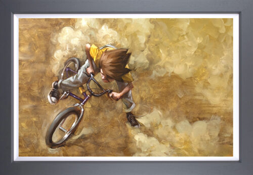Shredder (Canvas) by Craig Davison