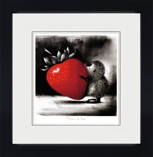 Token of Love (framed) by Doug Hyde