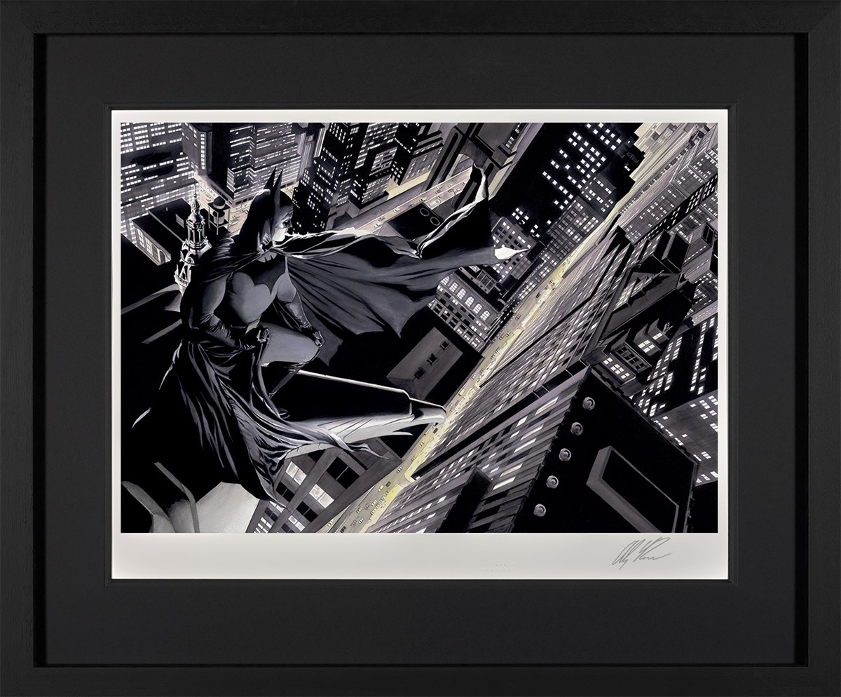 Batman: Knight Over Gotham (Paper) by Alex Ross