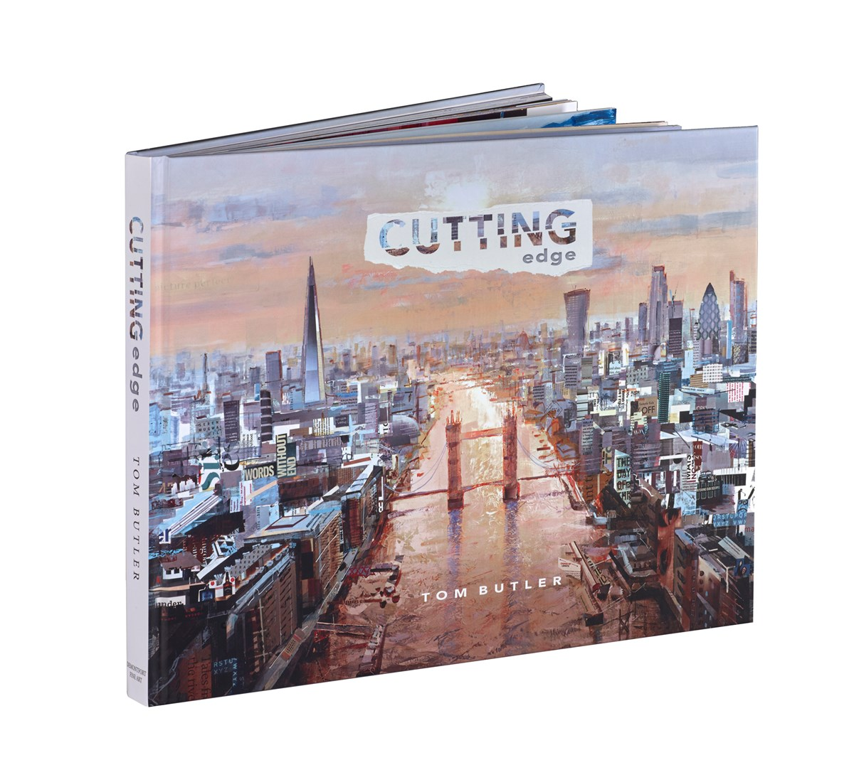 Cutting Edge by Tom Butler