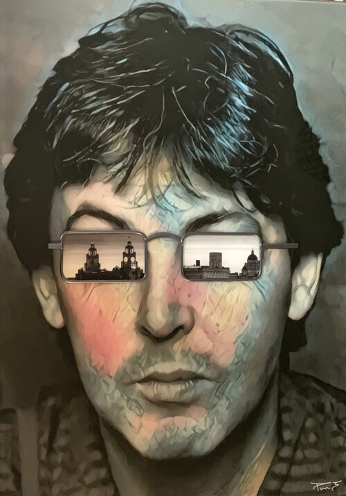 McCartney by Paul Marshall Johnson