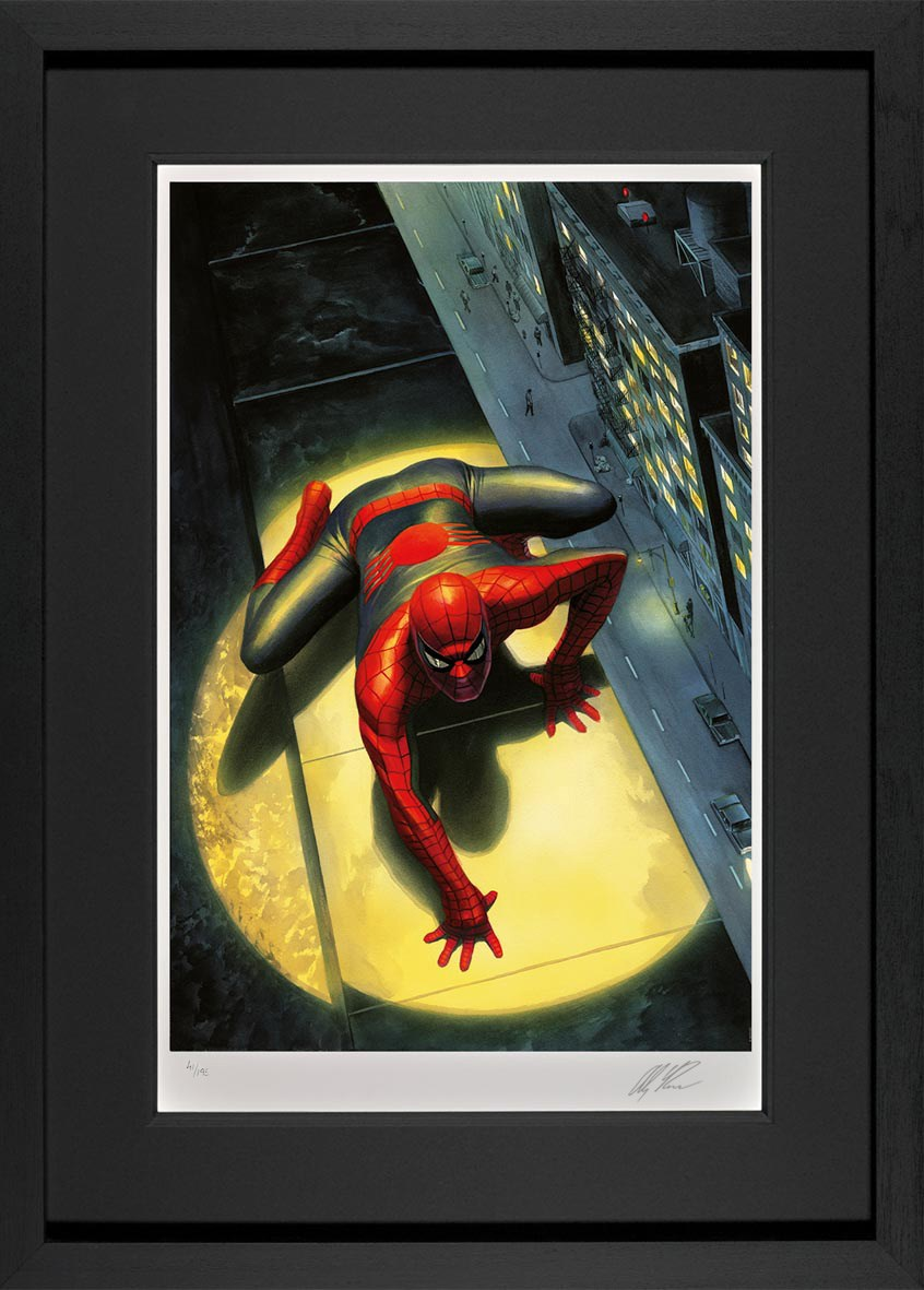 Spectacular Spider-Man (Paper) by Alex Ross