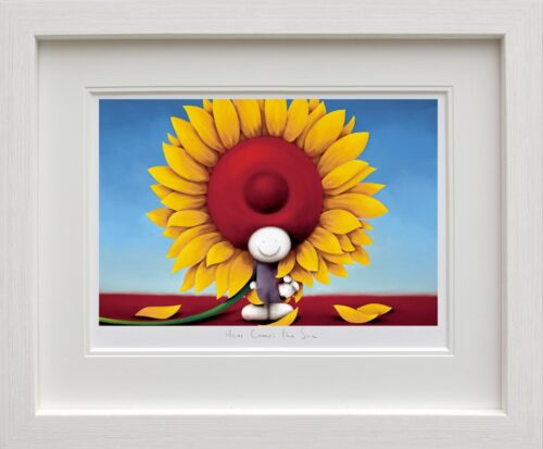 Here Comes The Sun by Doug Hyde