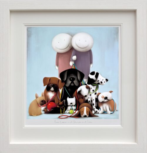 Love Comes in All Shapes and Sizes by Doug Hyde