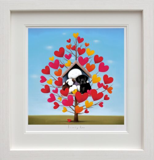 Family Tree paper by Doug Hyde